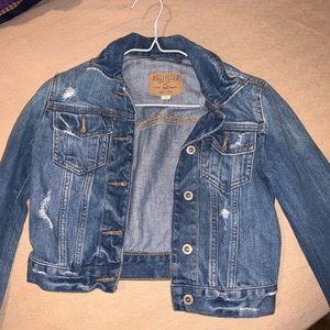 Hollister Jean Jacket size S